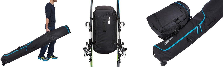 Сумки Thule для лыж и сноубордов a4e90cba72d
