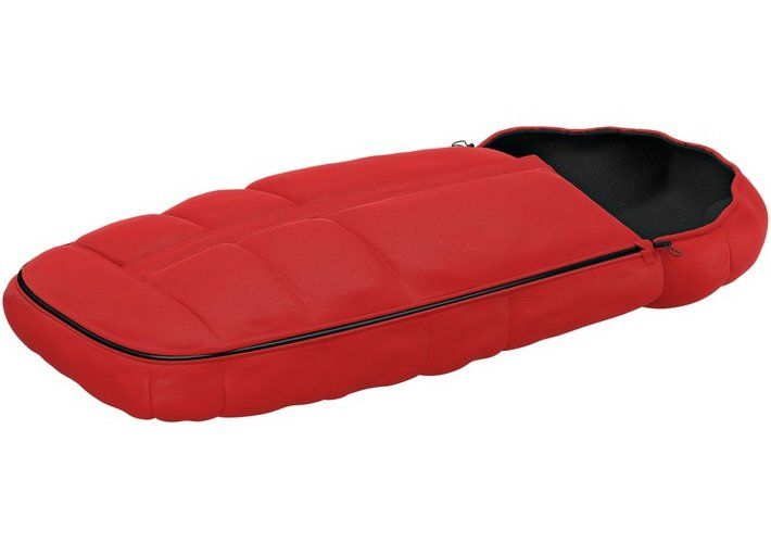 Теплый мешок Thule Foot Muff City (Energy Red)