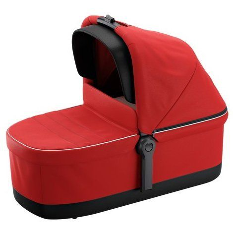 Люлька Thule Sleek Bassinet (Energy Red)